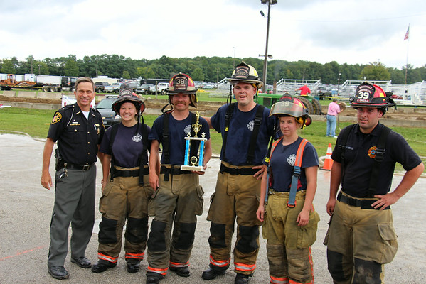 '14 Great Geauga County Fair Firemens' Water Battle