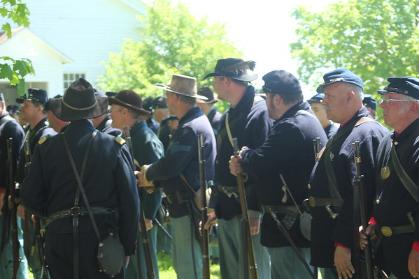 '15 Saturday Civil War Reenactment at Century Village