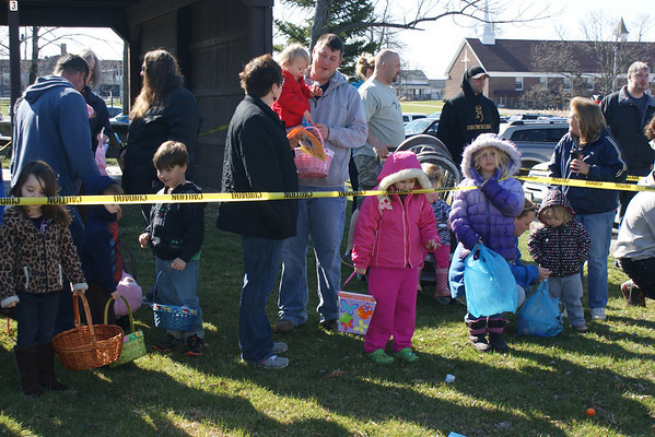 '14 Hambden Easter Egg Hunt!