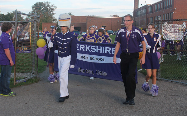 '13 Berkshire Homecoming Game