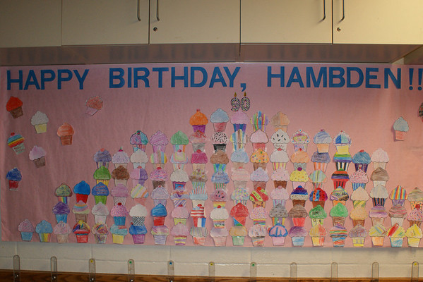 '13 Hambden Elementary 90th Birthday Party!