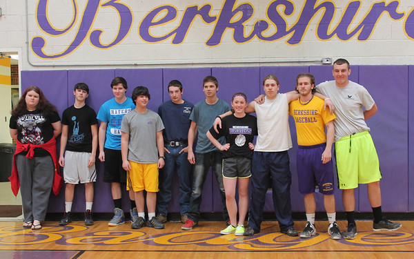 '14 Berkshire Dodgeball Tournament
