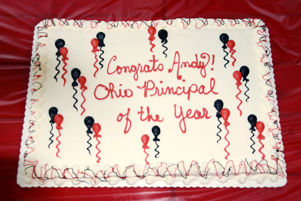 '14 Ohio Principal of the Year Andy Fetchik