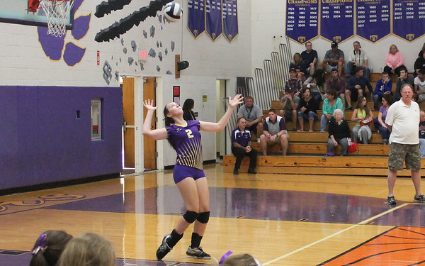 '13 Berkshire-Cardinal Volleyball