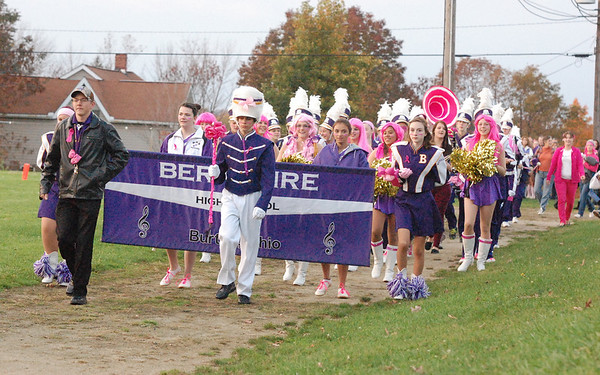 '13 Berkshire Senior Night