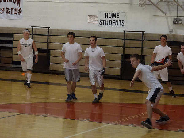 '13 Chardon Dodge Ball Tourney