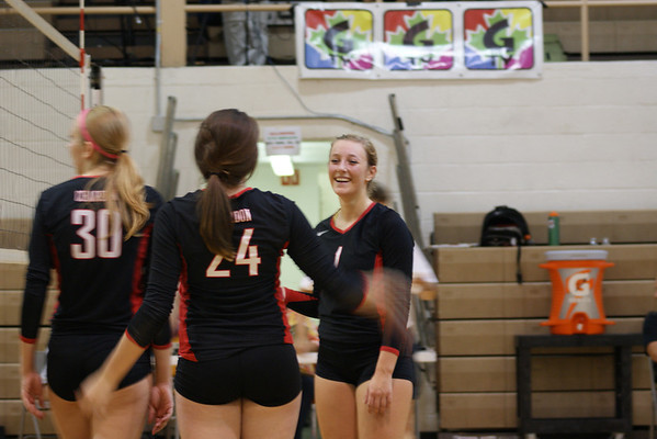 '13 Geneva-Chardon Volleyball
