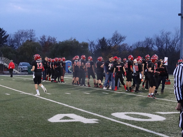 '13 Lakeside-Chardon Football