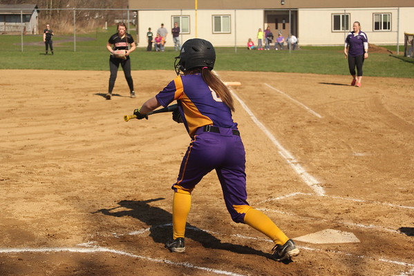'15 Berkshire vs Cardinal Softball