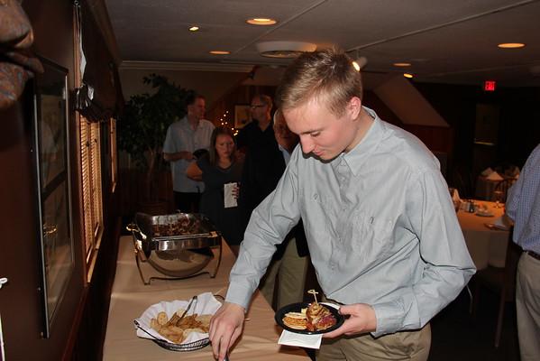 '15 Chardon Rotary Officer Induction Dinner