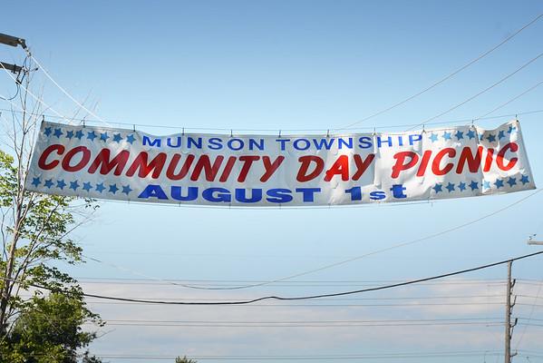 '15 Munson Community Picinic Fun!