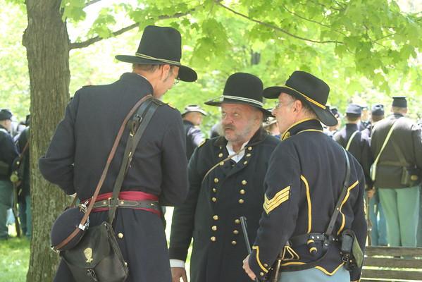 '15 Sunday Civil War Reenactment at Century Village