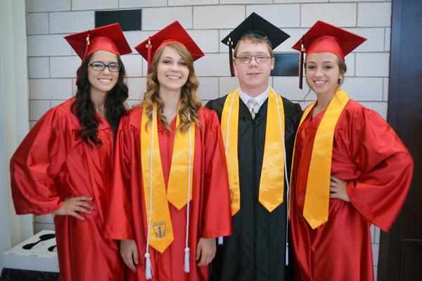 '15 Cardinal Graduation Two