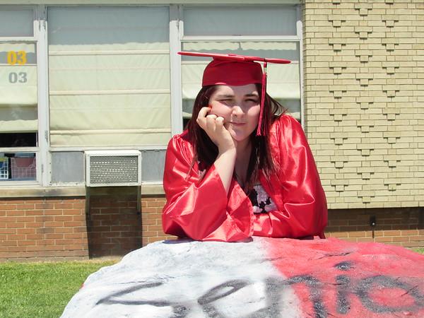 '15 Cardinal Graduation One