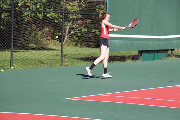 '15 Chardon Girls Tennis