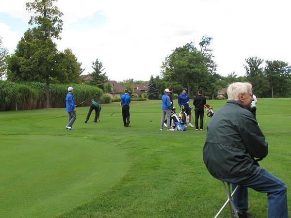 '15 NDCL Boys Golf Invitational