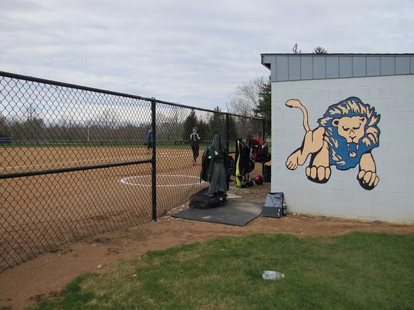 '15 NDCL vs Aurora Varsity Softball