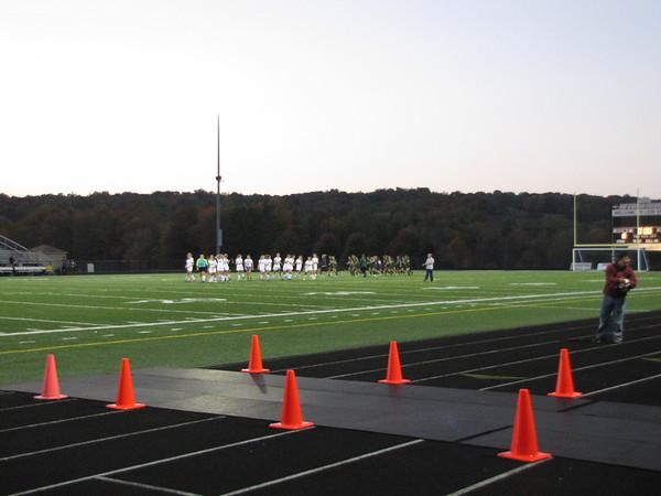 '15 NDCL vs Lake Catholic Girls Varsity Soccer