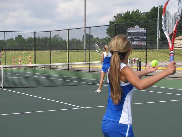 '15 NDCL vs. Lake Catholic Varsity Tennis